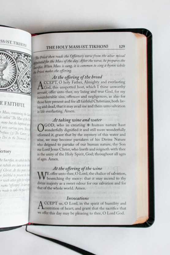 The Saint Ambrose Prayerbook Holy Mass