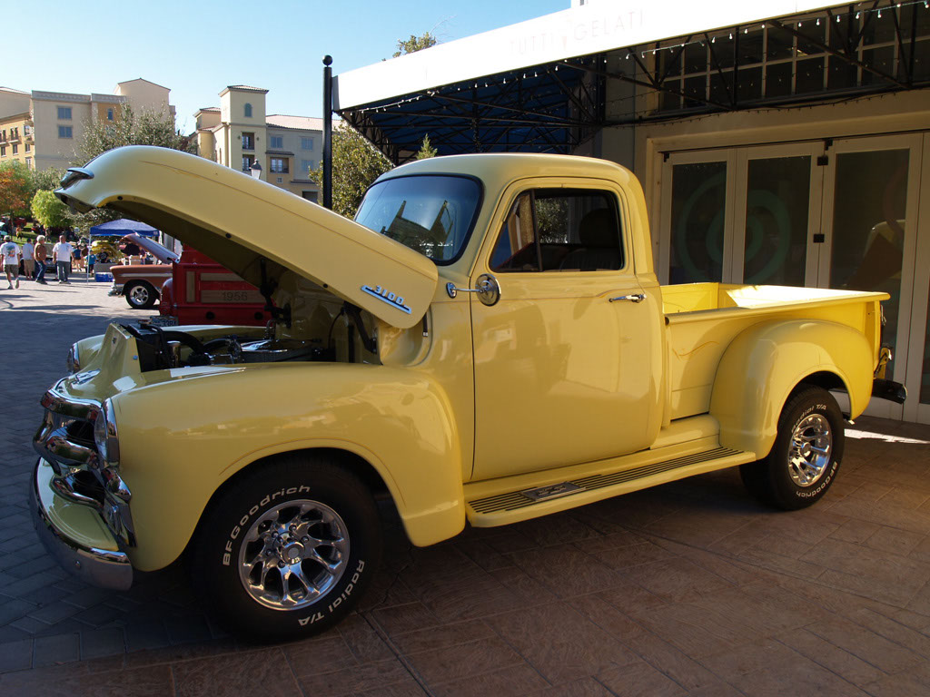 Classic Pickup at Lake Las Vegas Car Show 2011