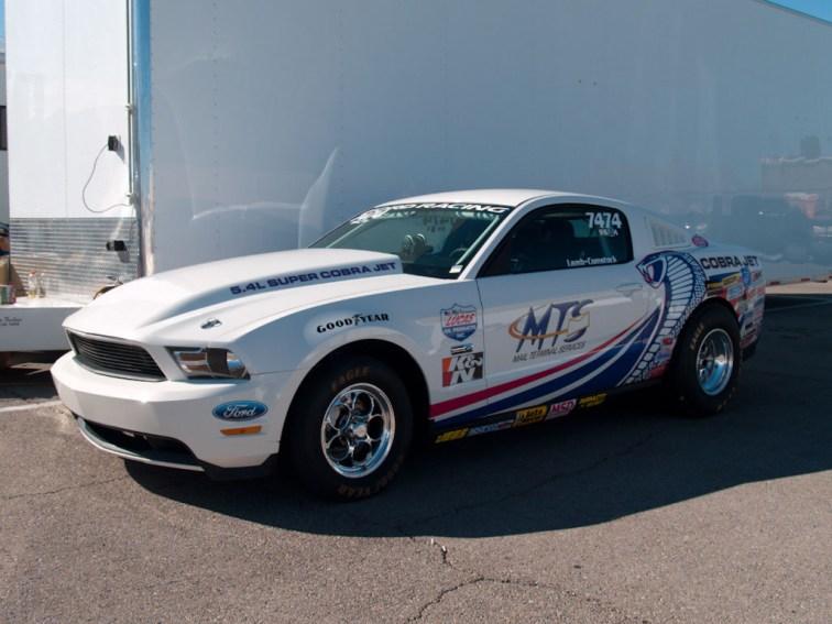Las Vegas Motor Speedway 2011