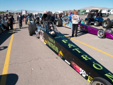 Tequila Patron Dragster