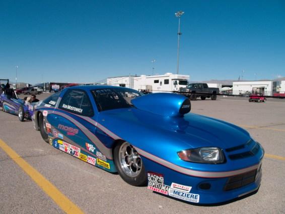 Ken Mostowich Funny Car