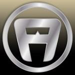 Chrome A Logo Design