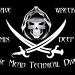 Lake Mead Technical Divers Business Card Design