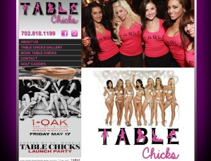 Table Chicks