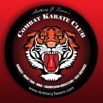 Tesoro Combat Karate Logo Design