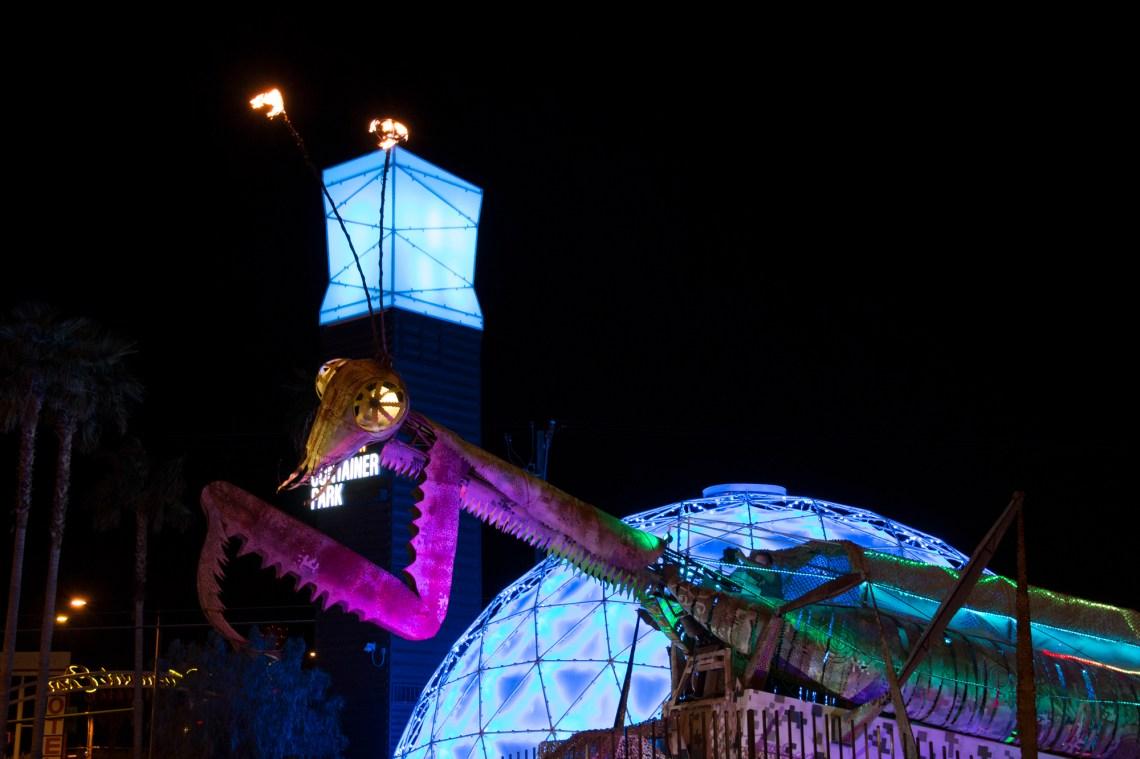 Night Photography, Las Vegas Nightlife