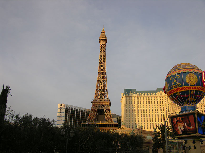 Paris Casino / Hotel, Las Vegas, NV