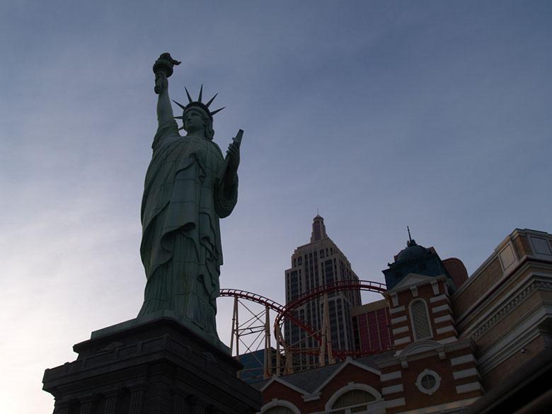 New York, New York, Hotel / Casino, Las Vegas, NV