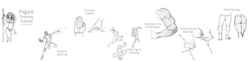 Figure Drawing Tutorial