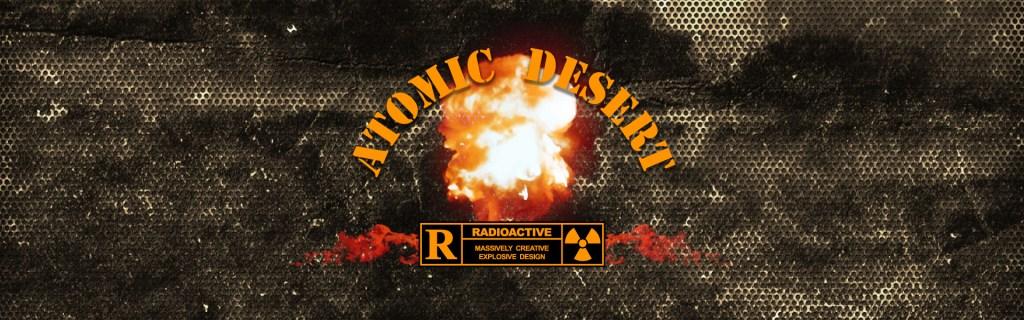 Post-Apocalyptic Photography - Atomic Desert