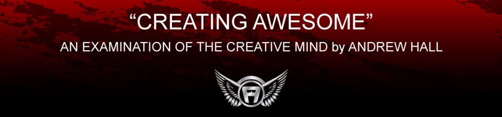 Creating Awesome - An exploration of the creative mind