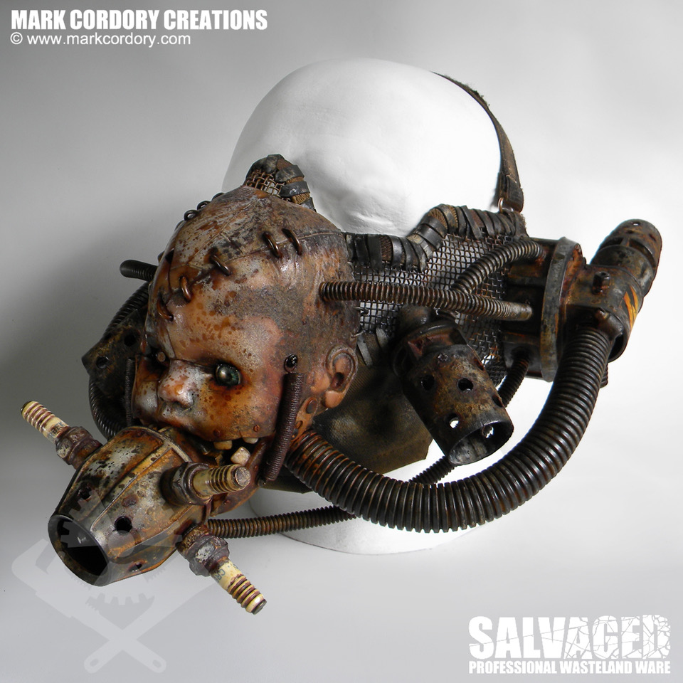 Salvaged Wear by Mark Cordory