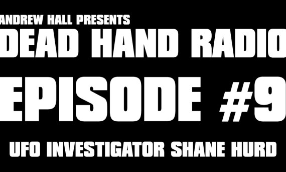 UFO Investigator Shane Hurd