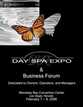 Day Spa Convention Magazine Layout Example – Program Guide