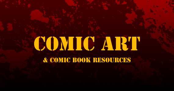 Comic Art and Comic Book Resources