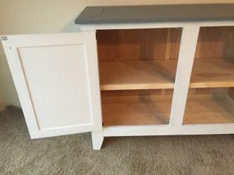 White cabinet 4