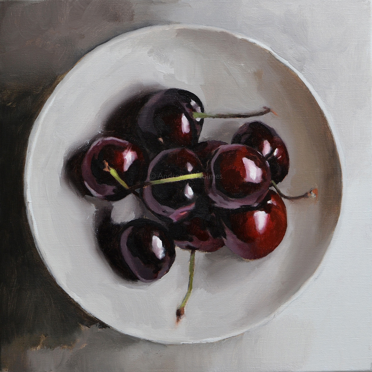 A Tarte and some Cherries at the Frivoli Gallery