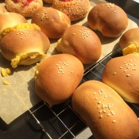 Chinese-style Cocktail Buns