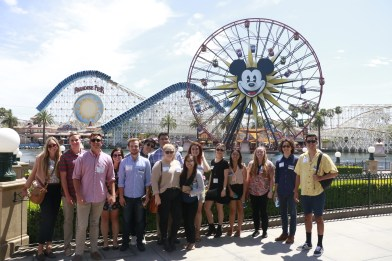 Andrew Jabara ISSUP Disney Trip 2