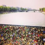 View from Pont des Arts