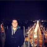 View of the Champs Elysées