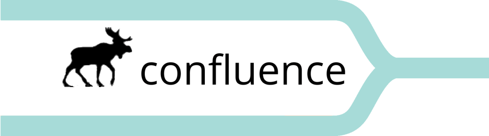 confluence banner just blue