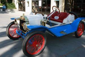 History 1913 Ford Speedster