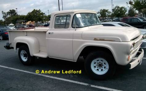 1958 Ford Pickup Truck