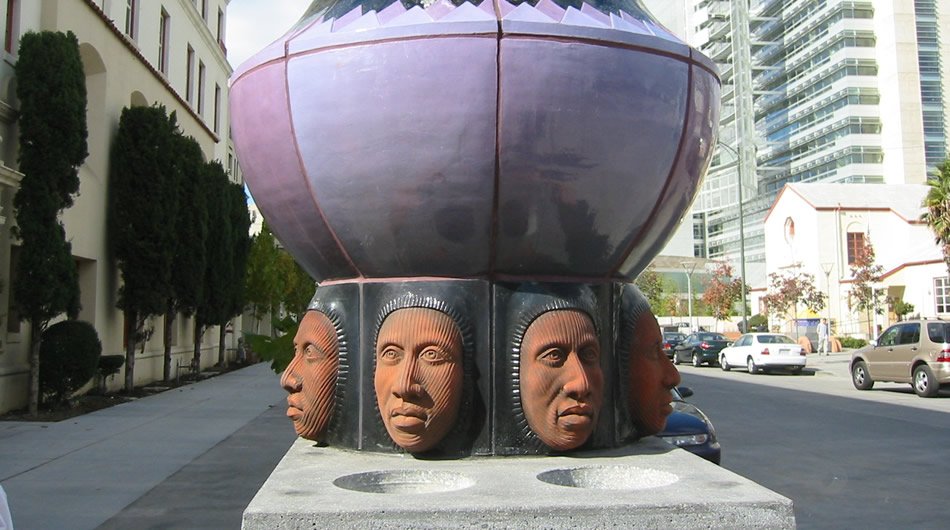 Parade of Floats, Civic Center, San Jose, CA