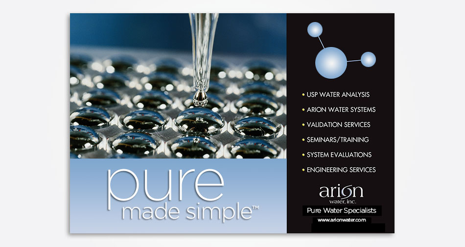 Arion-Water-display