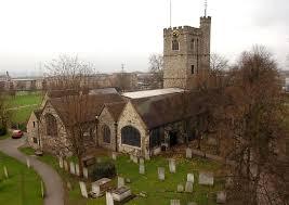 Barking Abbey, St Margaret's church