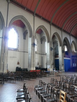 St Mary-of-Eton church (1890), London E9, looking south-west, c.2000