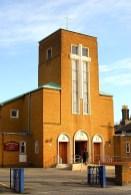 The church of Our Lady & St. Joseph, Islington, N1. Source: parish website.