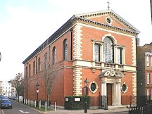Church of Our Most Holy Redeemer and St Thomas More Catholic Church. [Source: - geograph.org.uk]