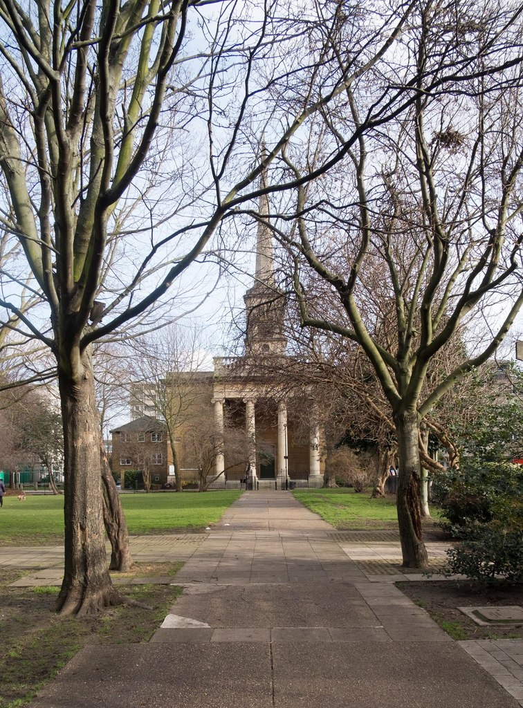 Church of St Clement with St Barnabas and St Matthew, London EC