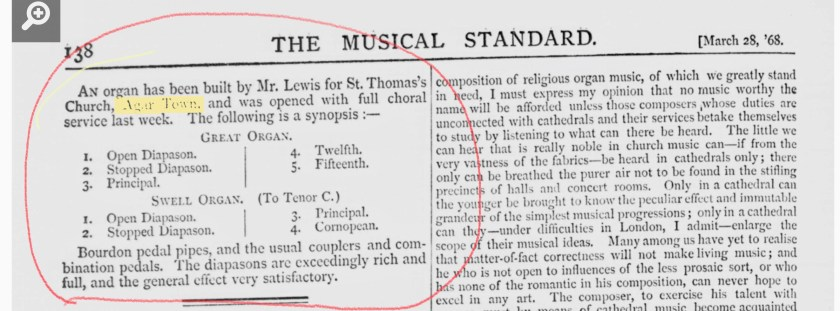 Musical Standard, 28 March 1868
