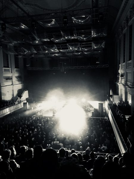 Editors - Birmingham Town Hall - 4th March 2018