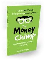 Money Chimp 3D Cover