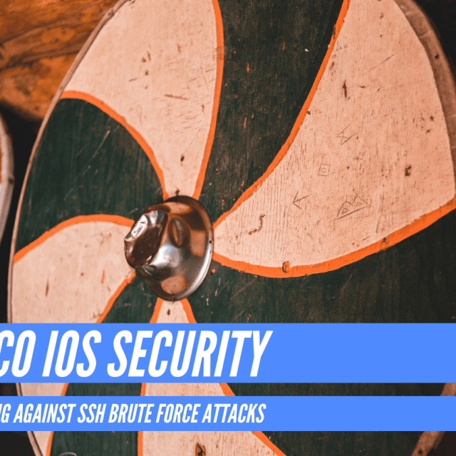 Defending against SSH brute force attacks