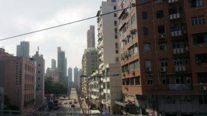 Melalui Bandar Shenzhen China