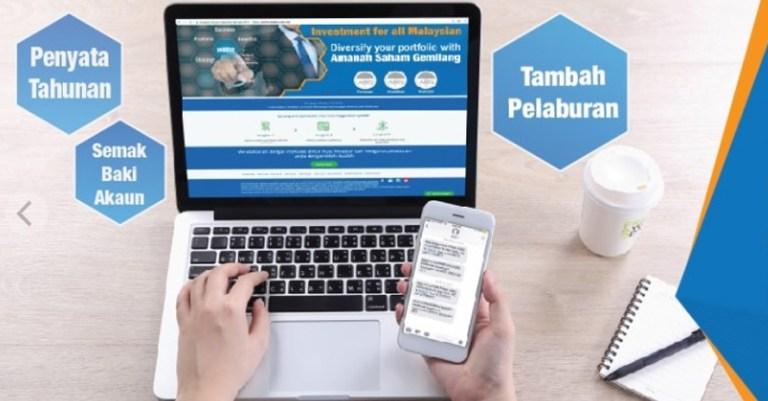 Cara Menambah Pelaburan ASB Melalui Sistem Online Myasnb