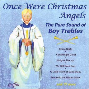Once were Christmas angels