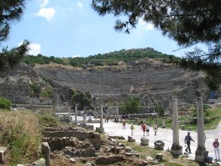 Turkey Ephesus Great Theater