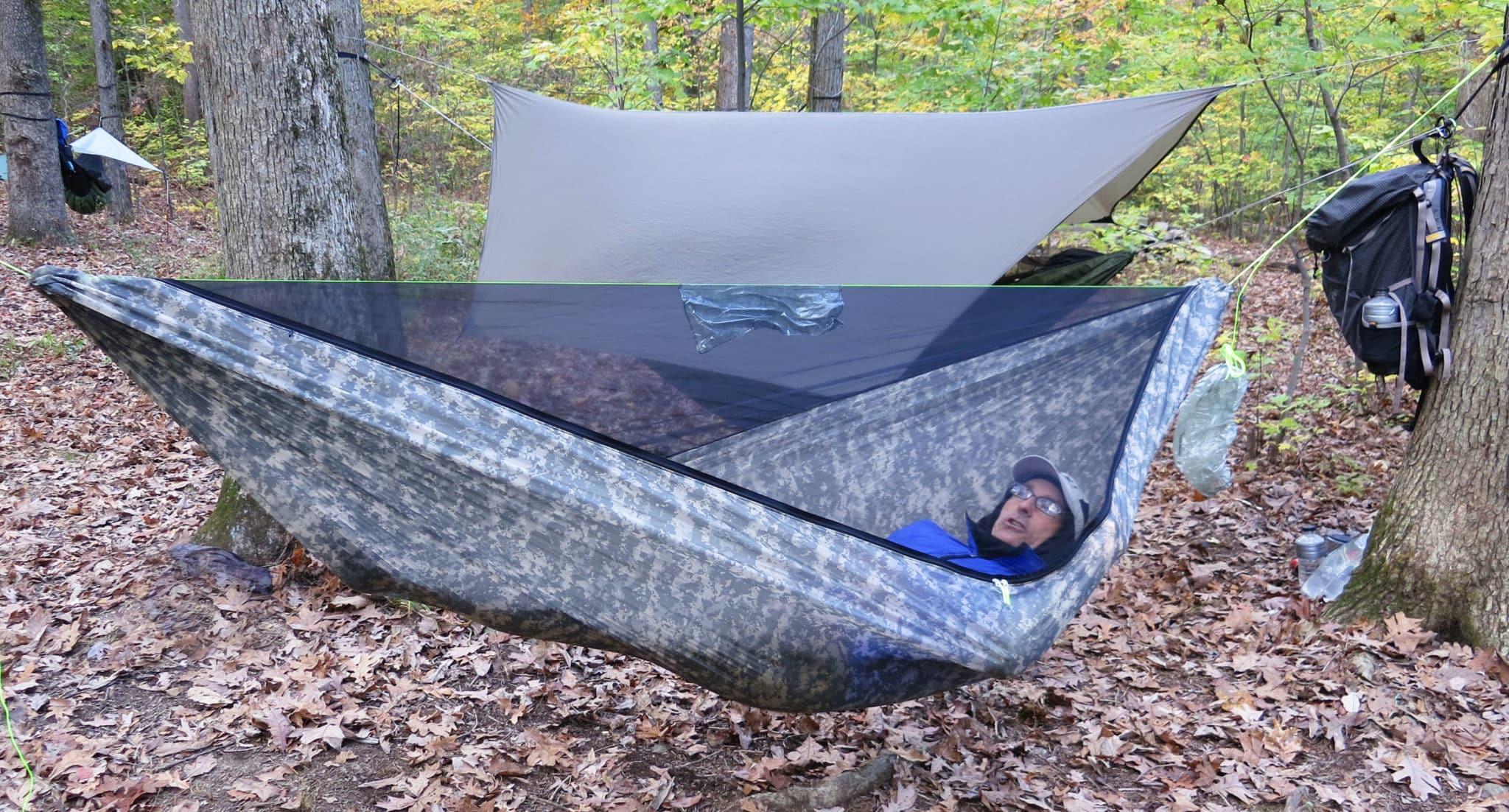 Hammock Camping Part I Advantages Amp Disadvantages Versus