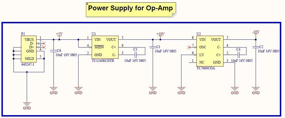 Op-AmpSupply