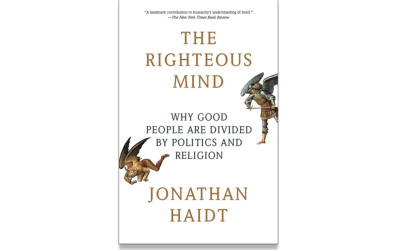 Moral Psychology: The Righteous Mind Book Review & Notes