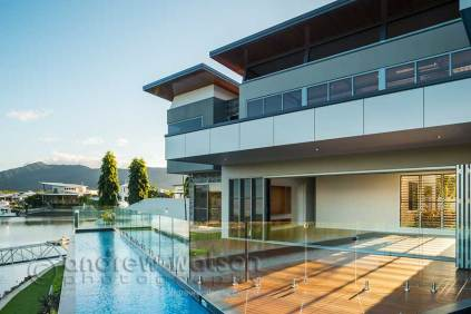 Image of waterfront home in Bluewater, Cairns