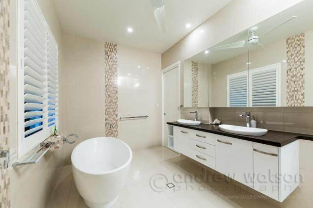 Professional interiors photography by Cairns based architectural photographer