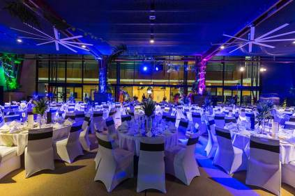 Image of Gala Dinner setup at ANZSGM 2016