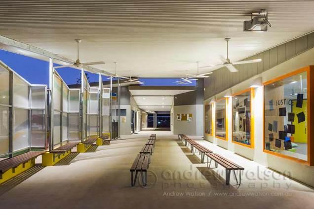 Exterior image of St Joseph's Parish School